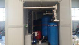 Контейнерные станции водоподготовки